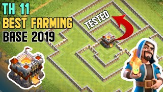 New Th 11 Farming Base 2019 With Proof Hunters Gaming