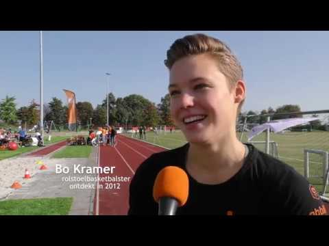 Paralympische Talentdag 2017