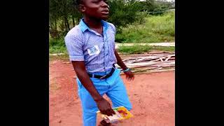 Secondary school issues . Igala comedy, my no 08118407411