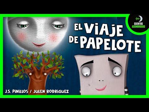 El Viaje De Papelote | Cuentos Cortos Para Dormir Niños En Español