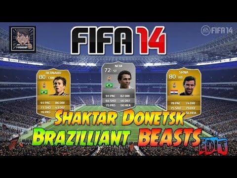 FIFA 14   V1.1 Shaktar Donetsk Edit (HD)