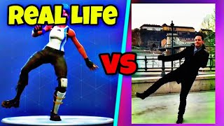 Click Dance | Klack Dance in Real Life! 🤸 ♂️ | Fortnite Battle Royale