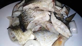 як зробити рибу хе в домашніх умовах відео з товстолобика