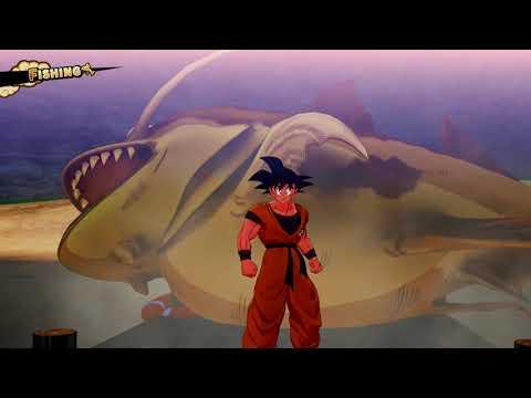 Dragon Ball Z: Kakarot Game Streams Teaser Videos