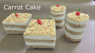 당근케이크 / How to make Carrot cak…