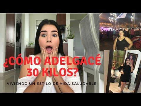 ¿CÓMO ADELGACÉ 30 KILOS   Paola Ruiz