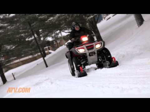 Winter Riding With Bear Claw Tours In Parry Sound