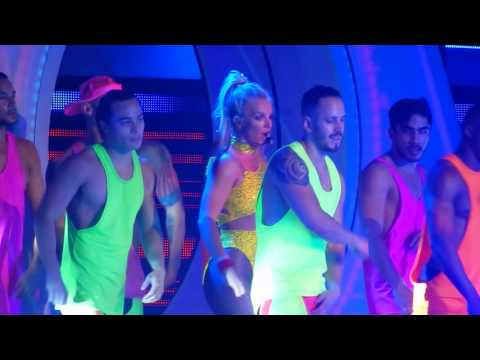 Britney Spears : Piece Of Me 'Do You Wanna Come Over? / Dance Break' Oct.22 2016
