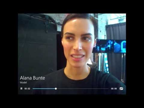 Inside New York Fashion Week A/W14 with Skype: No. 4 - Ultimate Skype video calls