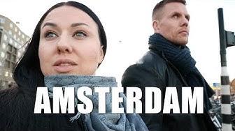 Arttu & ALONA - OFF TO AMSTERDAM