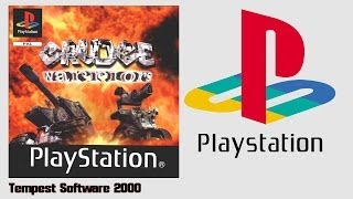 Grudge Warriors (PS1)(2000) Intro + Gameplay (HD)