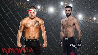 In this video, we take a look at the featherweight bout between giga chikadze and irwin rivera ufc fight night: overeem vs. harris. watch video to see...