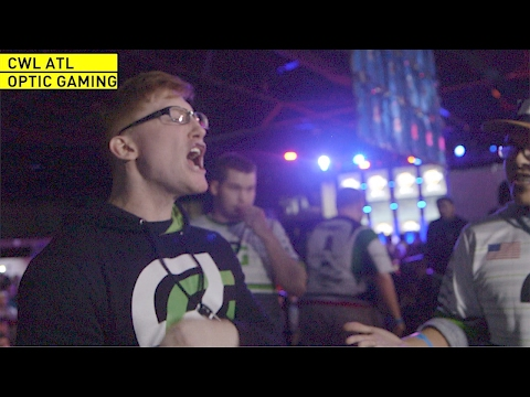 #CWLPS4 Atlanta Moment: OpTic Gaming Defeating PNDA Gaming