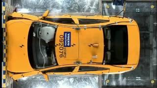 Volvo S60 - Crash Test