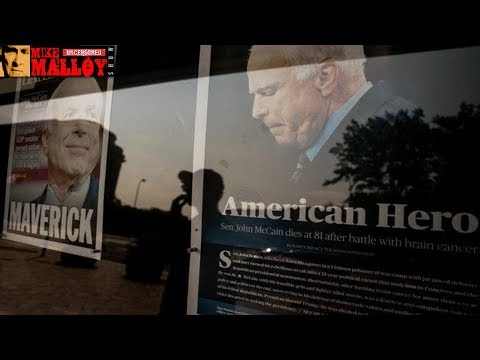 I Can´t See John McCain as a Hero