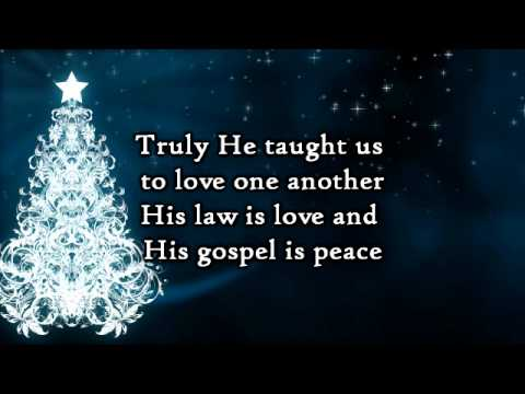Hillsong - O Holy Night - Lyrics - YouTube