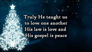 Hillsong - O Holy Night - Lyrics