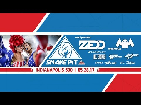 INDY 500 SNAKE PIT 2017 | Official Trailer