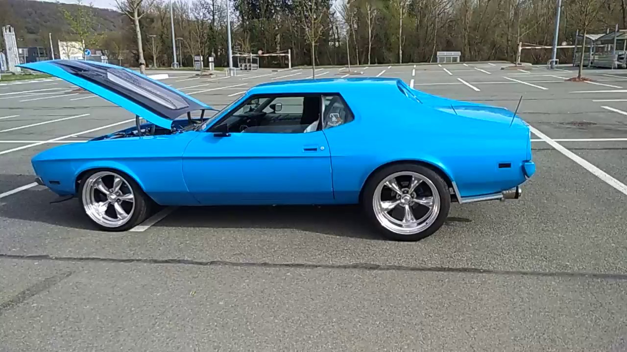 1972 ford mustang gt 408 windsor e85 550 hp 250 nitrous hp