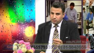 dr dassan talk show on paralysis treatment must watch