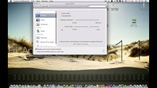 THỦ THUẬT: Thay đổi kích cỡ con trỏ chuột trong Mac  OS X