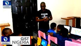 Encouraging Coding And Robotics Among Young Nigerians