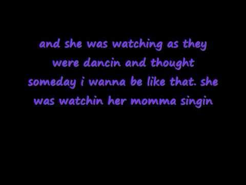 She Was Watching - Mark Shultz (LYRICS ON SCREEN)