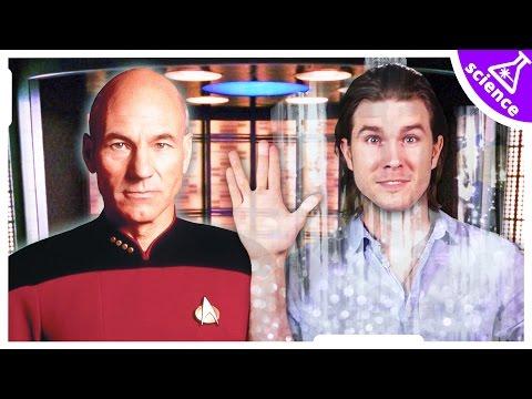 Uma questão filosófica sobre o teletransporte de Star Trek