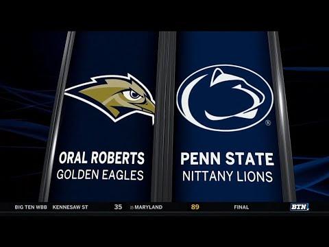 Oral Roberts at Penn State - Men
