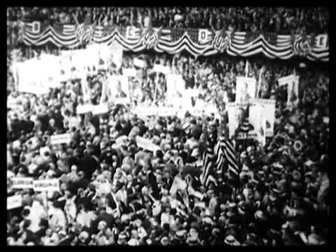 Democratic convention in New York City 1924