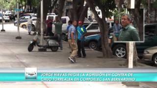 Agresor de Chuo Torrealba lideró ataque contra  diputados el pasado martes