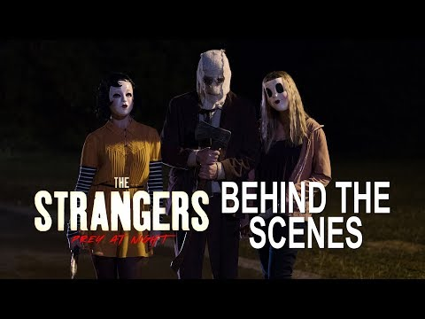 'The Strangers: Prey at Night' Behind The Scenes