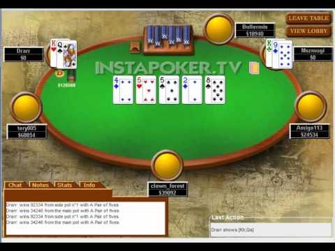 SNG 180 на PokerStars (покер видео)