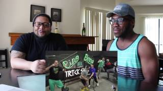 Ping Pong Trick Shots 3 | Dude Perfect REACTION!!!!
