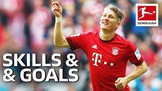 Bastian Schweinsteiger - Magical Skills & Goals