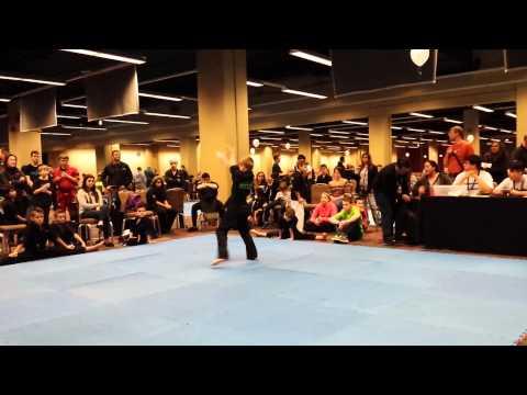 Zach Thomas AKA Grands 2015 Wichita Airstrike Martial Arts