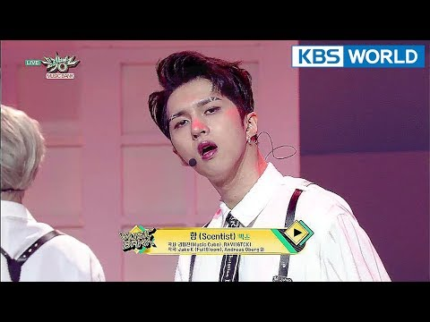 VIXX - Scentist | 빅스 - 향 [Music Bank COMEBACK / 2018.04.20]