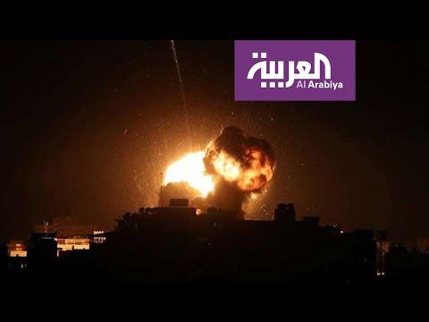 غارات إسرائيلية داخل سوريا لمنع هجوم إيراني بالطائرات المسيرة  - نشر قبل 8 ساعة