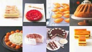 積木文化(看圖學甜點) 一次認識、學會、掌握專業甜點技巧!