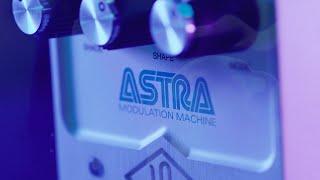 Sound Examples – UAFX Astra Modulation Machine