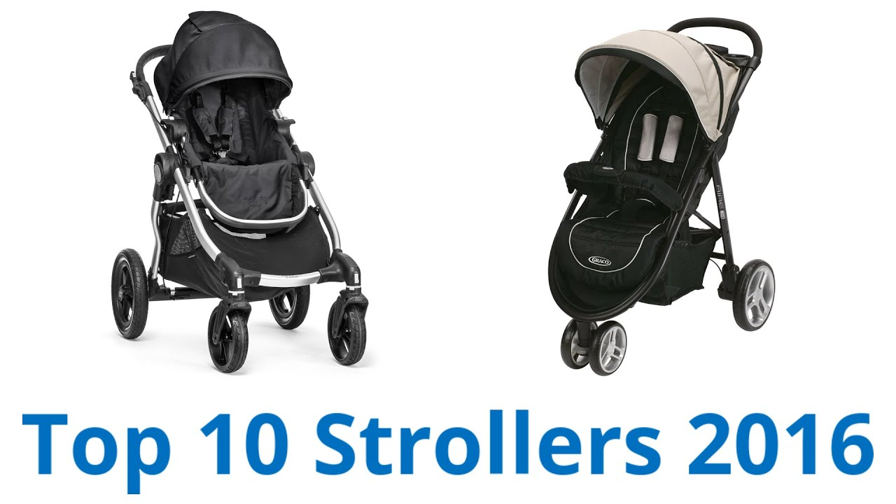10 Best Strollers 2016 - YouTube