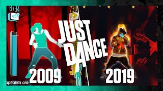 JUST DANCE EVOLUTION (1-2020)