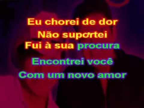 Matão e Monteiro   Arrependida karaoke