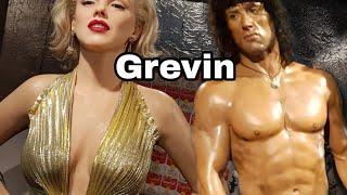 Grevin Museum Episode 1 ~ Wax museum Korea