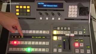 Blackmagic Design ATEM 1 M/E Hardware Control Broadcast Panel