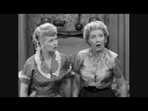 Season 2 I love Lucy Favourite Lines part One