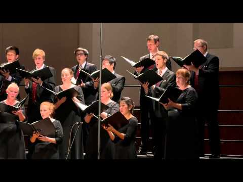 """Der Abend"" from Drei Quartette, Op. 64 by Johannes Brahms."
