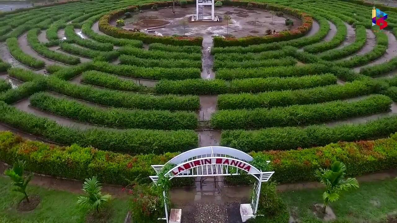 Visit Banjarbaru Kebun Raya Banua Youtube