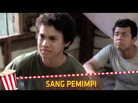Sang Pemimpi - Movie of the Month Mei 2016 Mp3