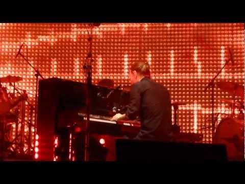 Radiohead: Like Spinning Plates - Susquehanna Bank Center, Camden NJ 2012-06-13 center rail HD1080